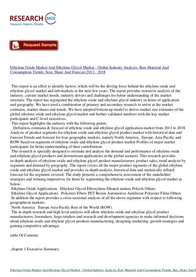 World ethylene cost study