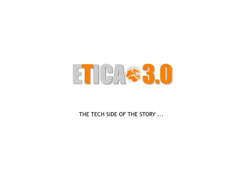 Etica30 Techside 2009