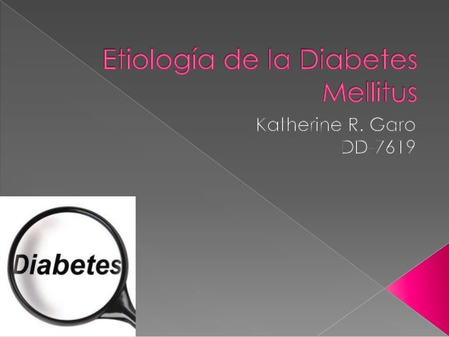    Diabetes mellitus tipo 1    (insulinodependiente)   Diabetes mellitus tipo 2 (no    insulinodependiente)