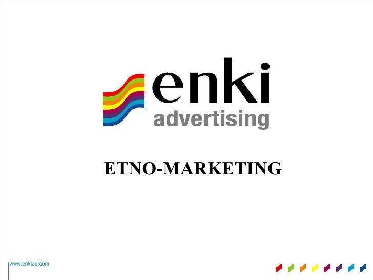 ETNO-MARKETING