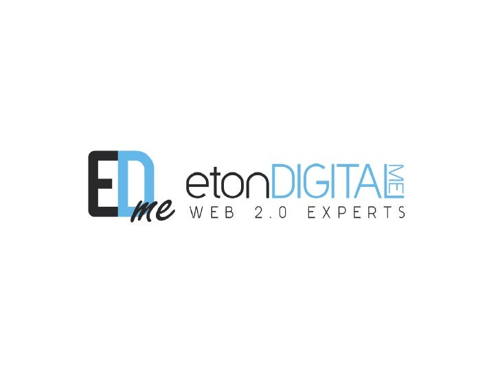 etonDIGITALME Overview