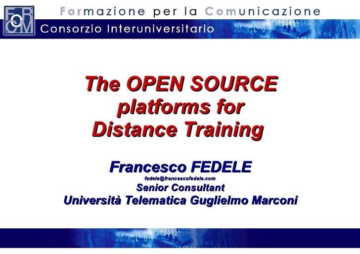 E Tqf Open Source Lms