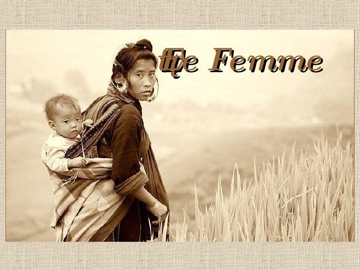 Etre Femme