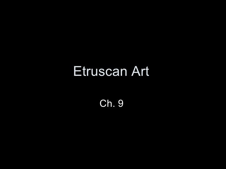 Ch. 9 Etruscan pp