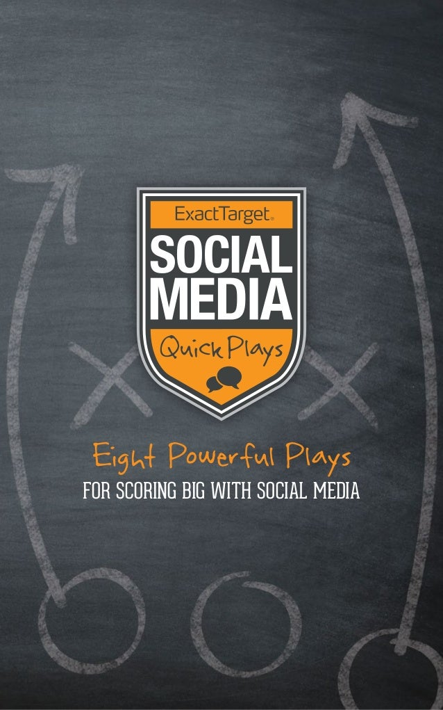 8 Powerful Plays for Scoring Big With Social Media.