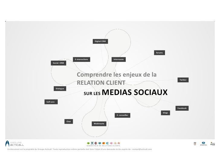 VAD-Ecommerce_Etude spéciale E-commerce : Les enjeux de la relation client sur les medias sociaux