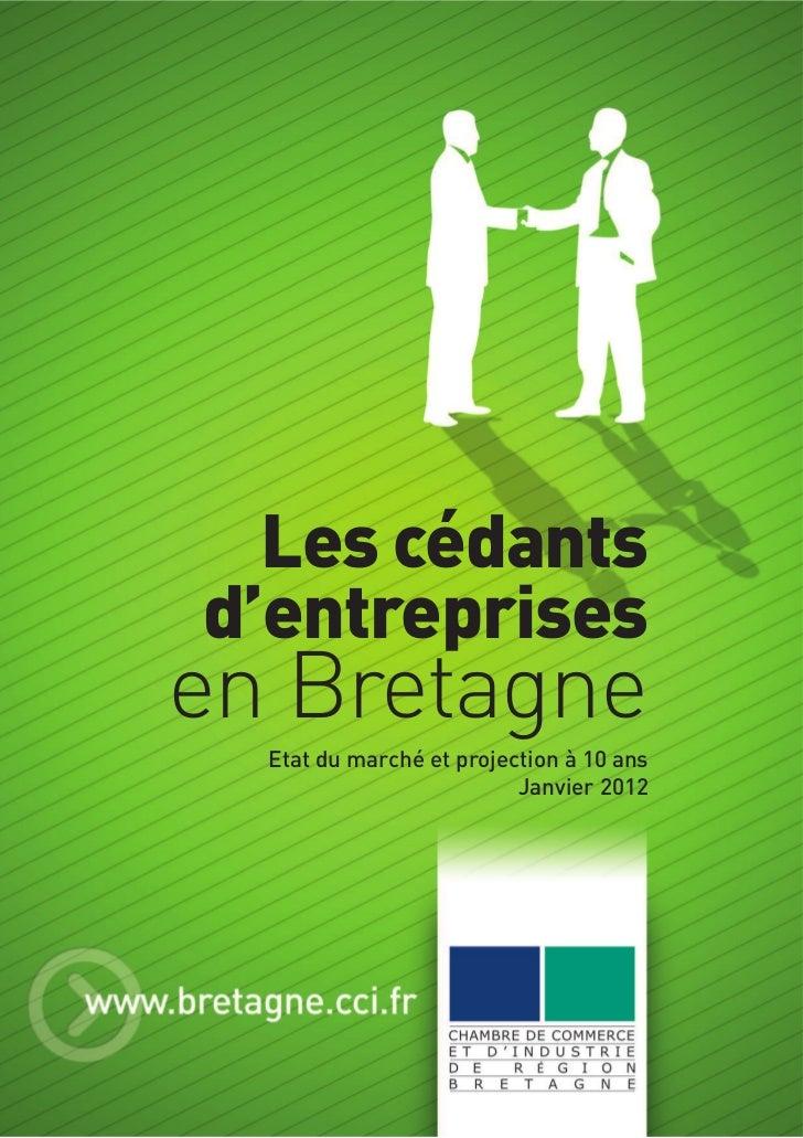 Etude cedants 2011_cci_bretagne