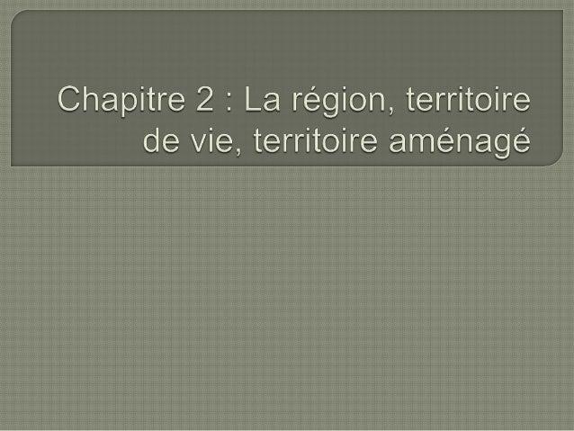 A. L'identité de la région