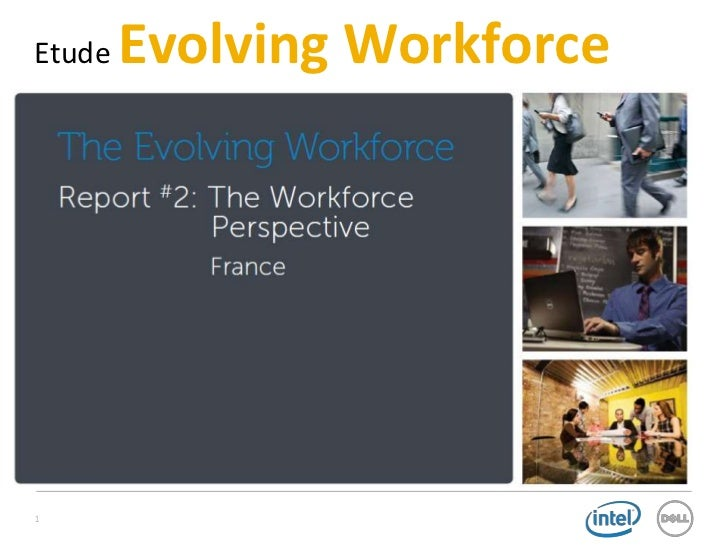 Etude   Evolving Workforce1                       Global Marketing