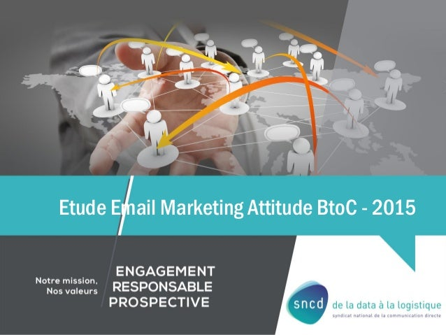 Etude Email Marketing Attitude BtoC - 2015
