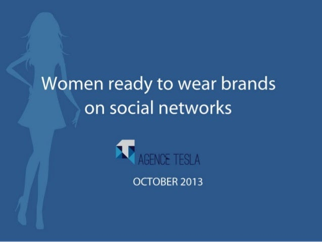 Ready to wear on social networks by Agence Tesla