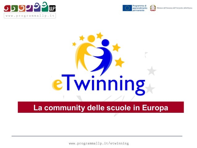 eTwinning 2012