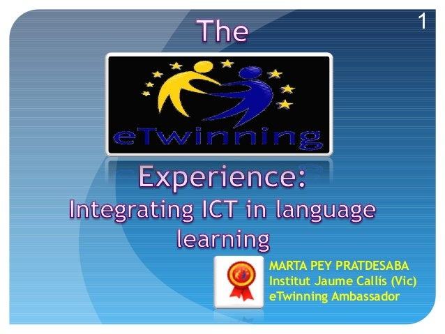E twinning & ict -Clipflair Conference