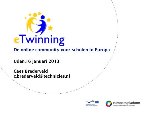 E twinning uden 2013