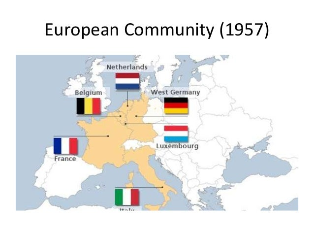 """the history and formation of the european union 1 history of the european union the """"united states of europe"""" were in the minds of many european writers, intellectuals, philosophers and visionaries of the last."""