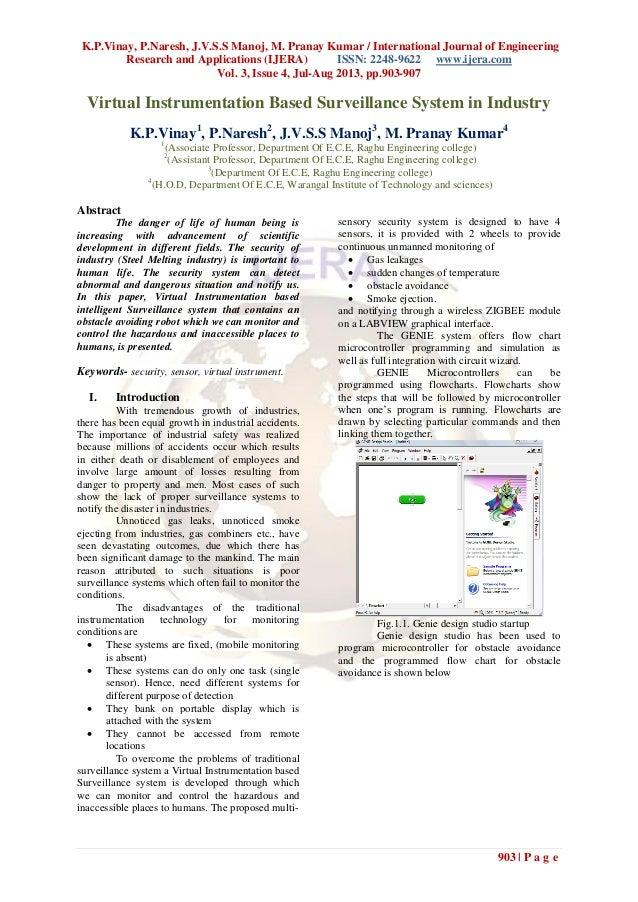 K.P.Vinay, P.Naresh, J.V.S.S Manoj, M. Pranay Kumar / International Journal of Engineering Research and Applications (IJER...