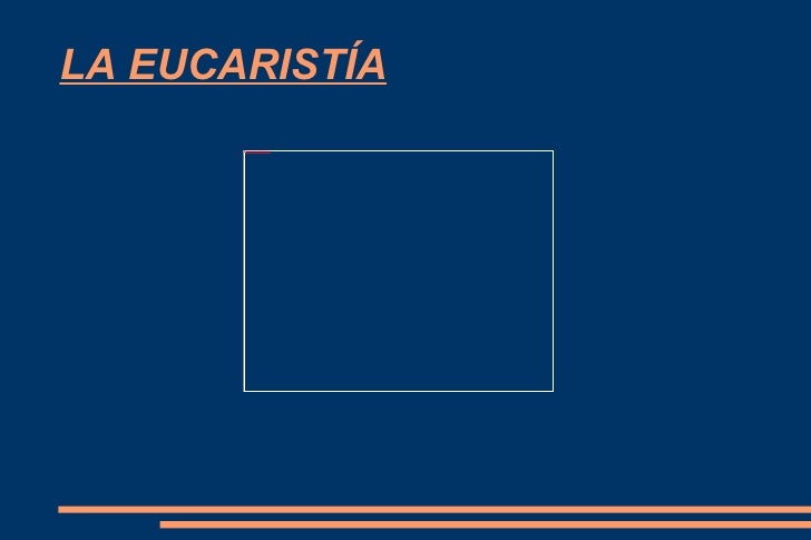 EucaristíA (Julia Y Md)