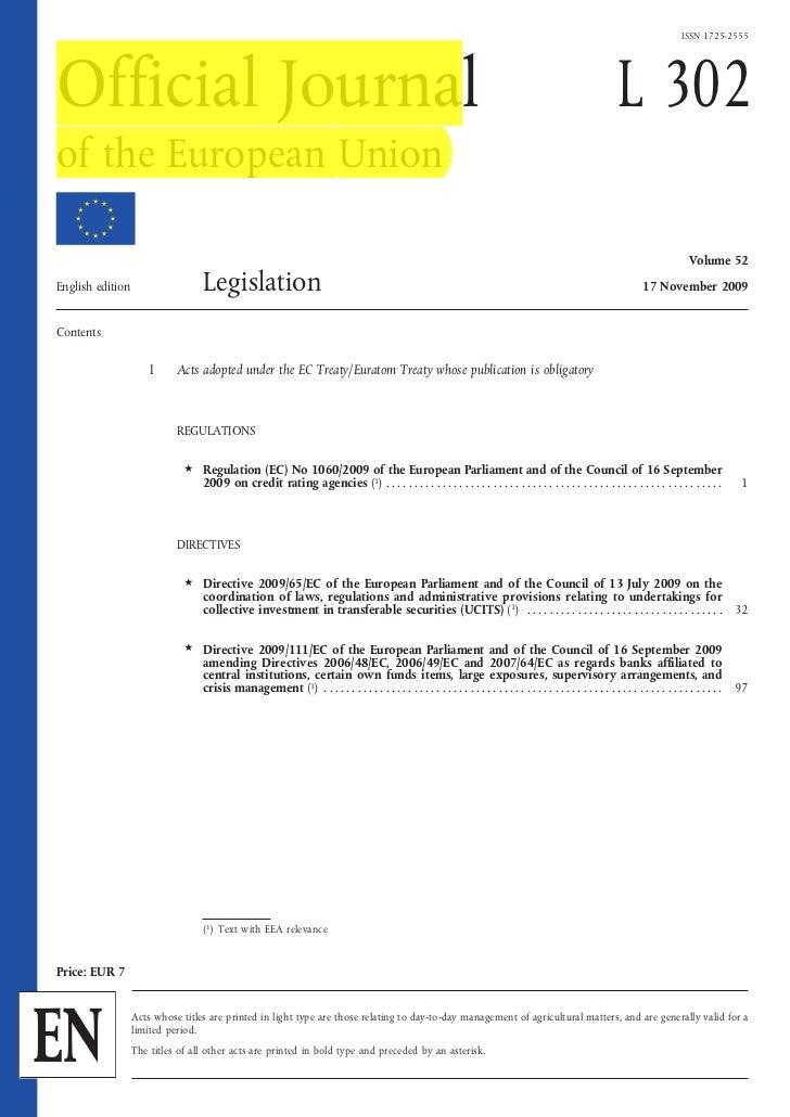 ISSN 1725-2555Official Journal                                                                                            ...