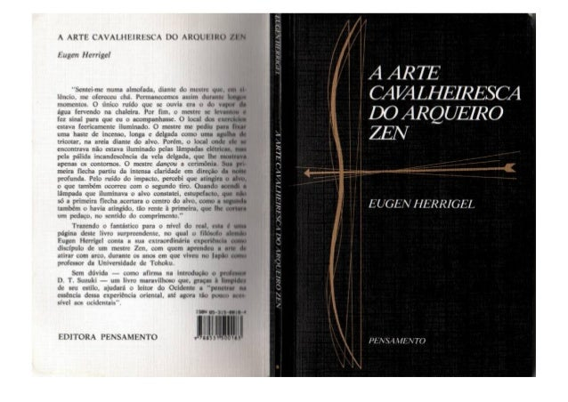 an analysis of self consciousness according to eugen herrigel