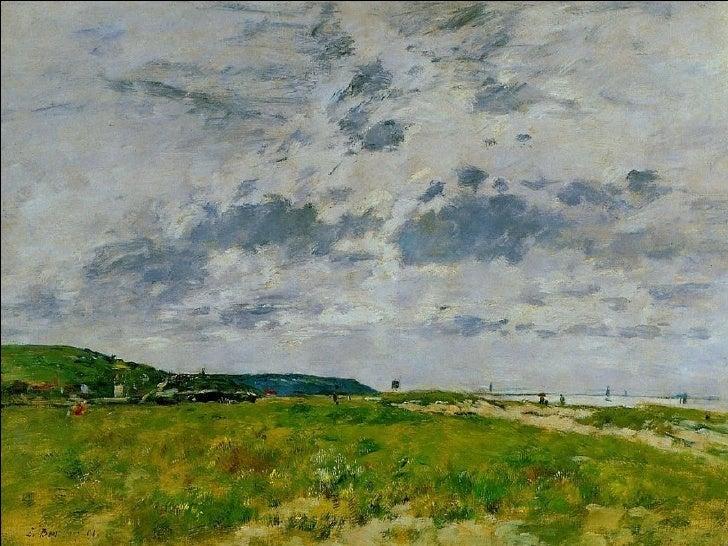 Eugene boudin 100 paintings