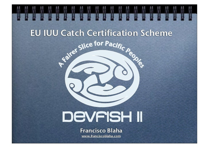 EU IUU Catch Certification Scheme