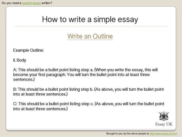 Dissertation writing made easy