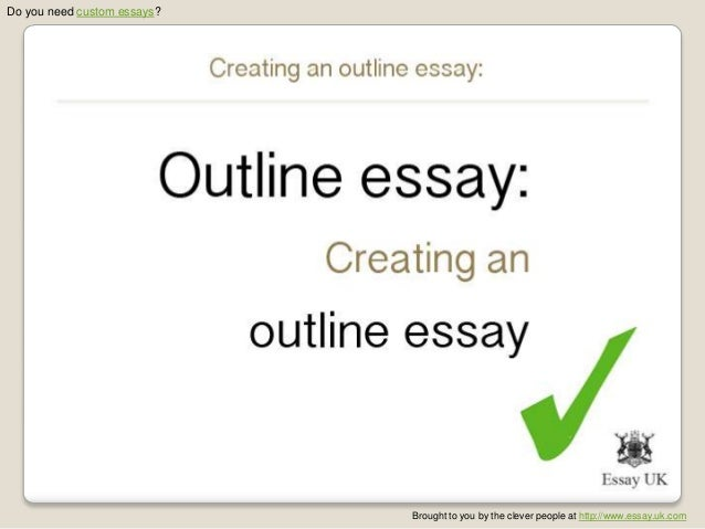 creating an argument for an essay