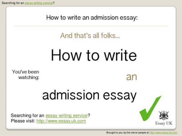 Thesis for facebook essay?
