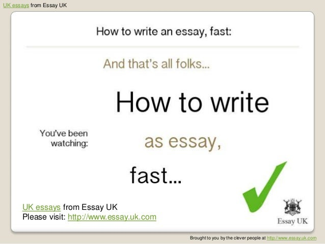How to Write Issue Papers