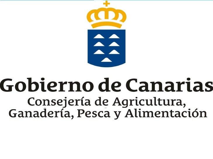 Programa de Desarrollo Rural de Canarias 2007 - 2013