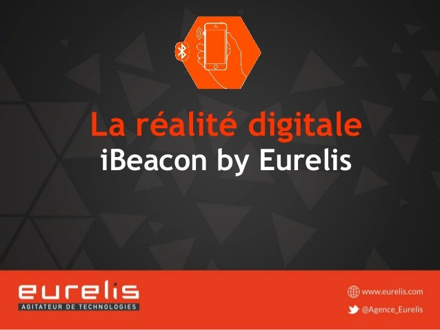 La réalité digitale  iBeaconby Eurelis