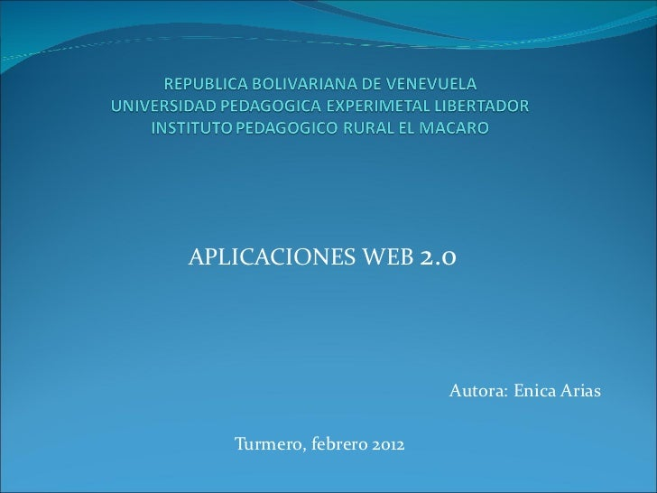 Euristela aplicacionesweb