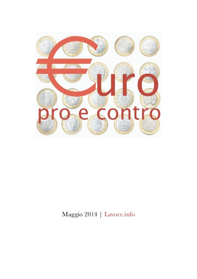 Euro pro-contro
