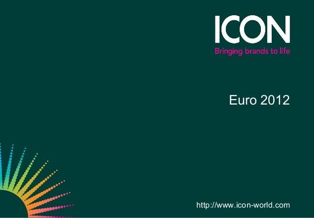 Euro 2012 - Icon World