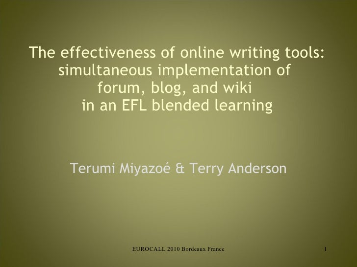 Forum, blog, wiki simultanious implementation
