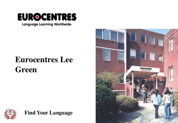 Eurocentres LeeGreen  Find Your Language