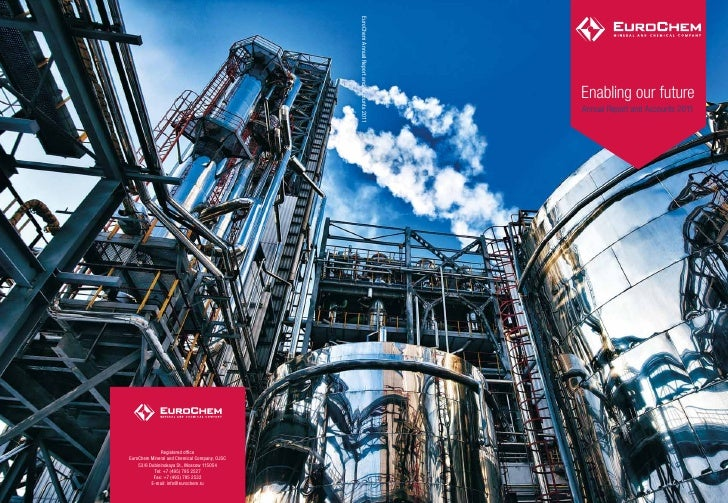 EuroChem Annual Report and Accounts 2011                                                                                  ...