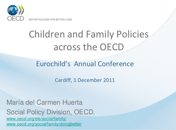 Children and Family Policies across the OECD