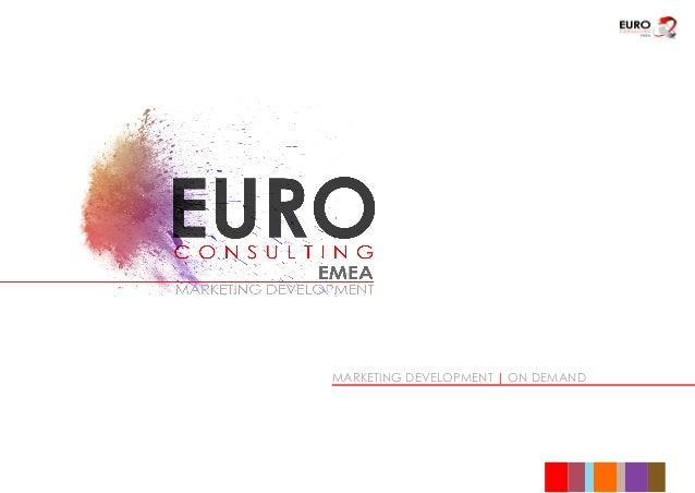 Euro Consulting Marketing Development