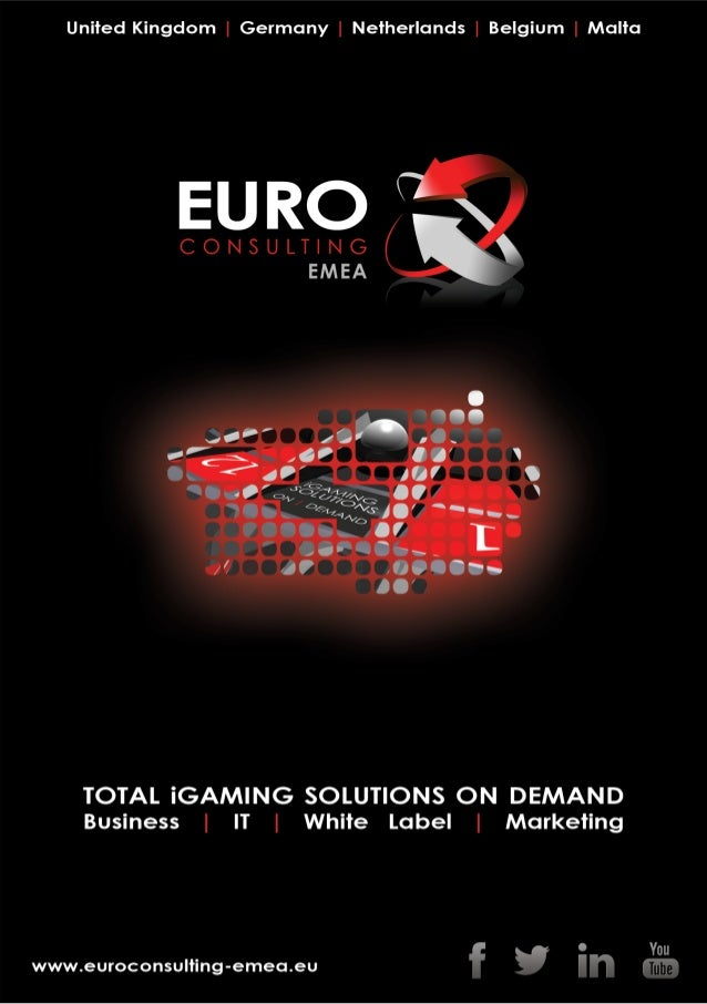INTRODUCTION • INTRODUCTION  • iGAMING BUSINESS SOLUTIONS • iGAMING BUSINESS SERVICES • EXECUTIVE STAFFING CONSULTANCY...