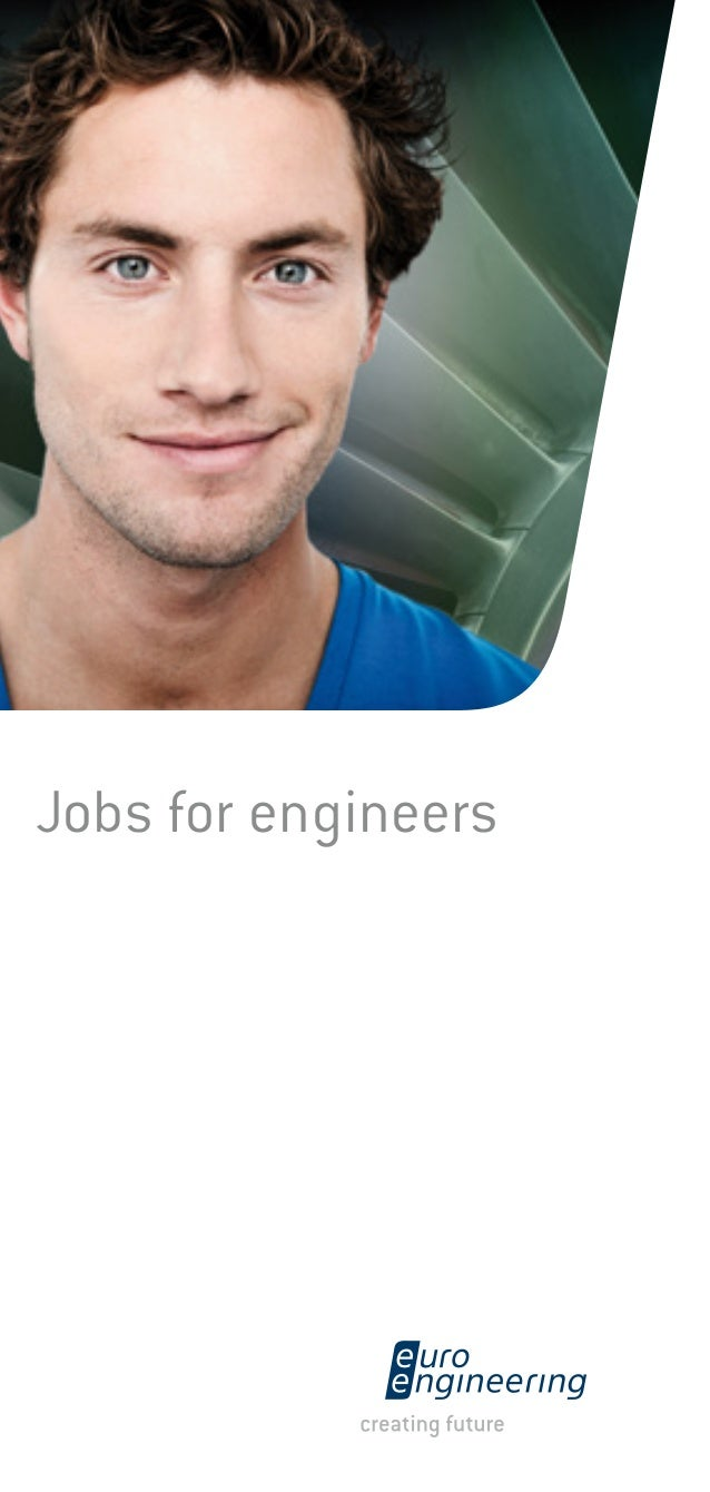 Jobs for engineers