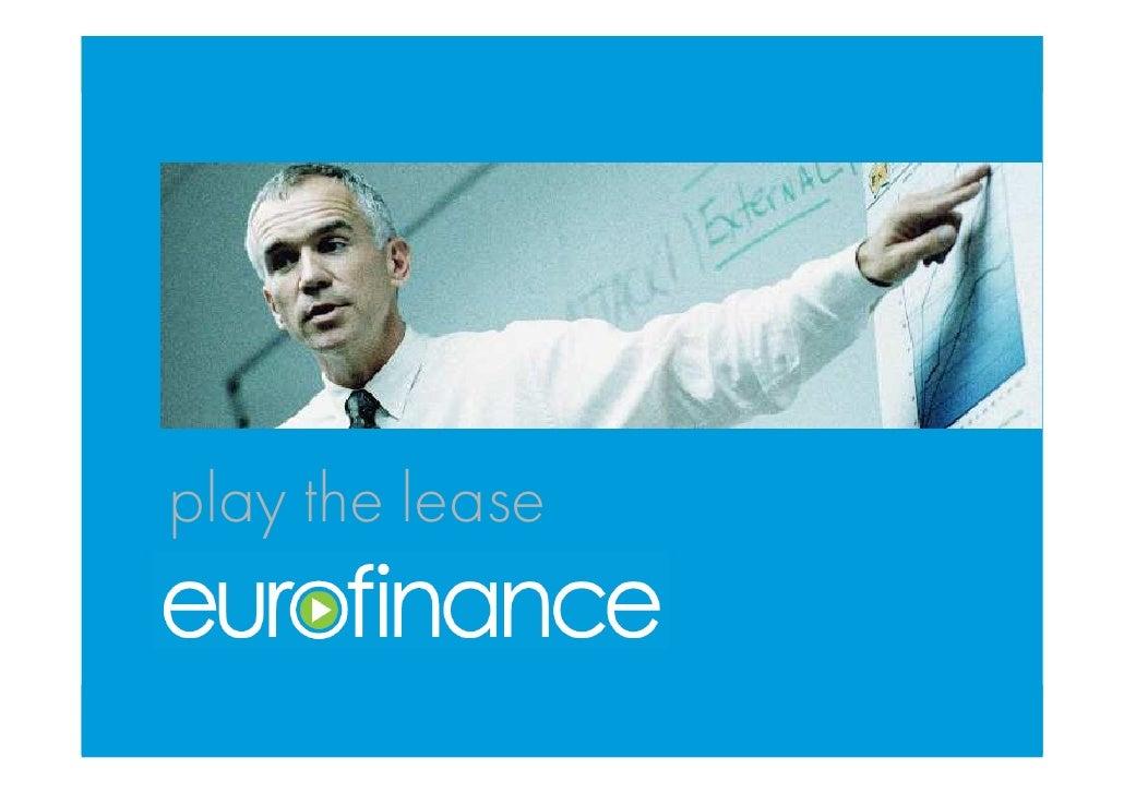 Eurofinance   Web