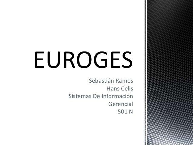 Sebastián Ramos Hans Celis Sistemas De Información Gerencial 501 N