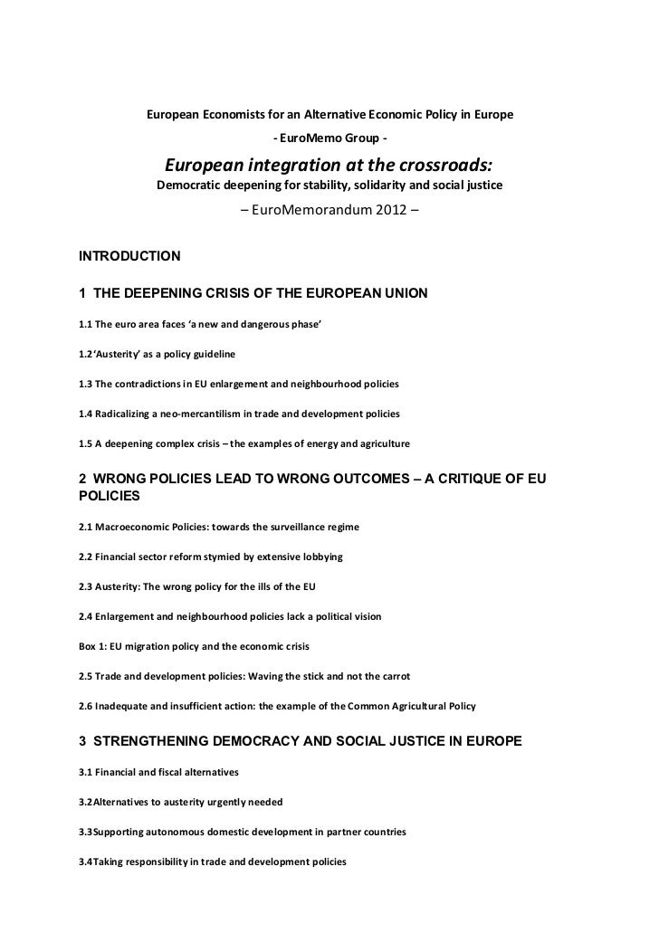 Euro memorandum 2012_final-draft