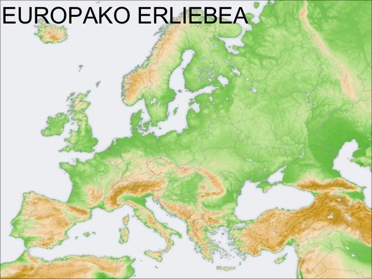 EUROPAKO ERLIEBEA