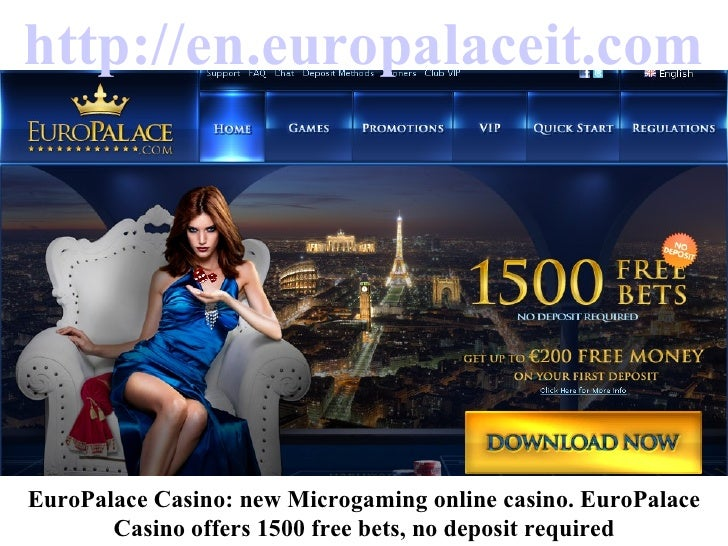 europalace casino microgaming
