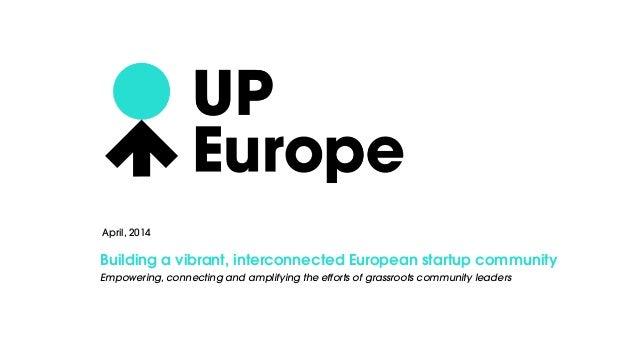 Europas   up europe presentation
