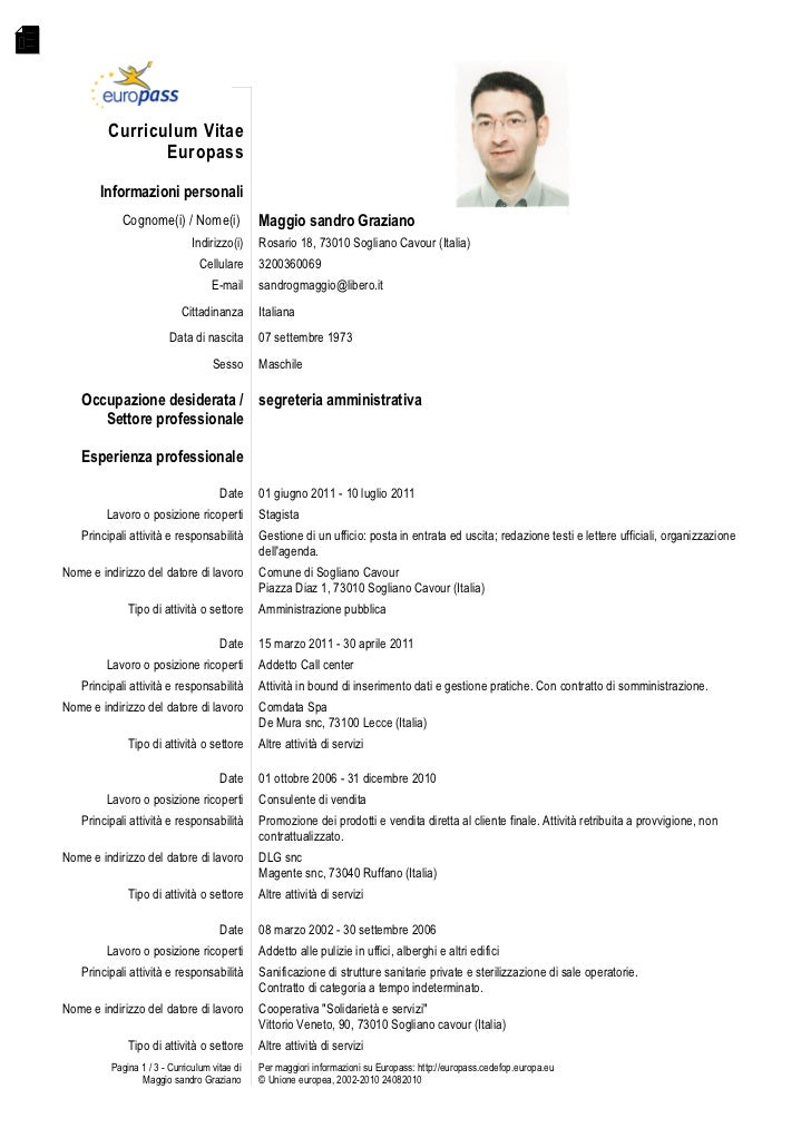 Cv templates and guidelines europass mandegarfo cv templates and guidelines europass yelopaper Choice Image