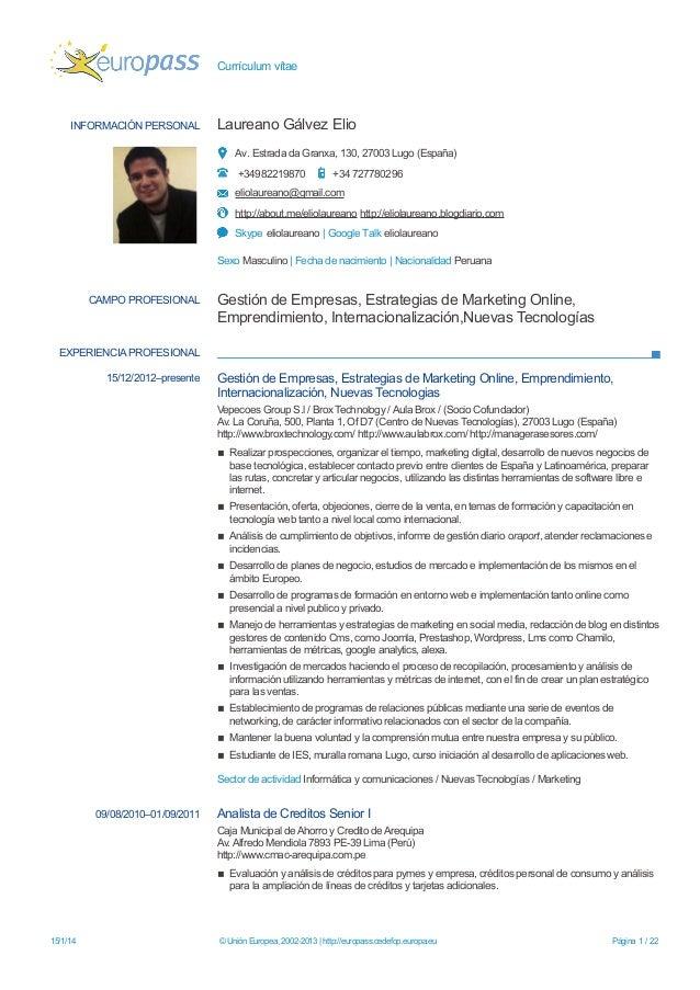 Europass Cv Certificados Cv-Esp-20140115-es (2)