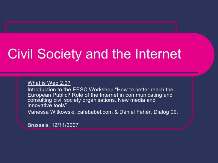 """European Economic and Social Committee on """"Communicating Europe"""""""